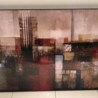 Abstract picture for sale in Paramus NJ by Garage Sale Showcase member Par007, posted 01/20/2020