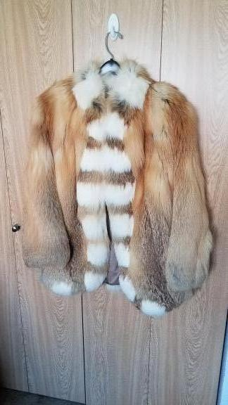Red Fox Fur Coat for sale in Plains MT