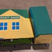 Train Set Paint Shop for sale in Kenvil NJ by Garage Sale Showcase member 4-Sale, posted 01/31/2020