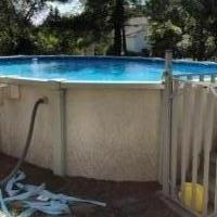 Above Ground Pool for sale in Hillsborough NJ by Garage Sale Showcase member chrisg, posted 08/25/2019