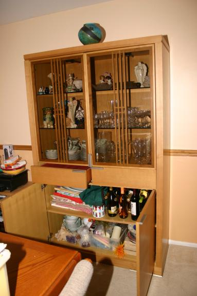 CHINA CABINET for sale in Elgin IL