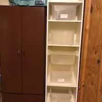 Storage cabinet for sale in Elgin IL by Garage Sale Showcase member Call Bill @ 224-422-9800, posted 09/29/2019