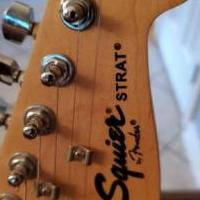 Fender Squire Strat Guitar for sale in Lake Jackson TX by Garage Sale Showcase member Lambert, posted 11/30/2019