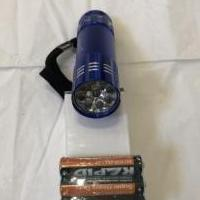 Pocket flash light for sale in Gonzales LA by Garage Sale Showcase member anngarib, posted 08/16/2020