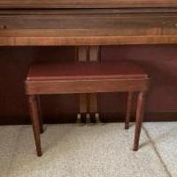 Upright Piano - Wurlitzer for sale in Stevens Point WI by Garage Sale Showcase member jmeeteer, posted 07/12/2020
