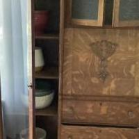 Antique Side-by-Side Secretary for sale in Oakfield NY by Garage Sale Showcase member Terry's, posted 07/17/2020