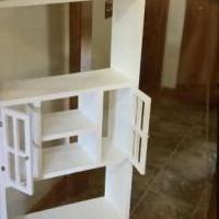 House Shaped Shelf Unit for sale in Oakfield NY by Garage Sale Showcase member Terry's, posted 07/17/2020