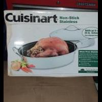 Cuisinart non stick turkey roaster for sale in Matawan NJ by Garage Sale Showcase member Lppflug, posted 08/30/2020