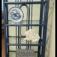 Etagere for sale in Naples FL by Garage Sale Showcase member tracey, posted 11/05/2020