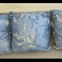 3 Euro pillow shams for sale in Naples FL by Garage Sale Showcase member tracey, posted 11/05/2020