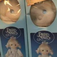 "Limited first edition precious moment 18"" doll kit for sale in Shamokin PA by Garage Sale Showcase member Spartan, posted 03/09/2020"