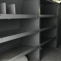 Cargo Van Shelving for sale in Clayton NC by Garage Sale Showcase member Southern, posted 05/04/2020