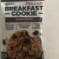 Quaker Oats Breakfast Oatmeal Raisin Cookie for sale in Clayton NC by Garage Sale Showcase member Southern, posted 04/08/2020