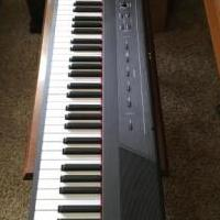 Alesis Recital 88 full size, semi weighted piano keyboard for sale in Russell PA by Garage Sale Showcase member rmarty, posted 04/30/2020