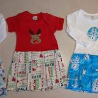 Girls New Onsies (Each Price) for sale in Batavia IL by Garage Sale Showcase member Selling Stuff, posted 11/22/2020