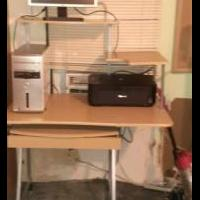 Mobile Computer office Desk for sale in Natchitoches LA by Garage Sale Showcase member Consignment2020, posted 09/30/2020