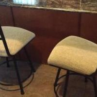 Stools for sale in River Edge NJ by Garage Sale Showcase member Schweigerm, posted 02/29/2020