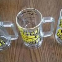 Pittsburgh Super Bowl Mug Set for sale in Beaver PA by Garage Sale Showcase member Doowopper, posted 07/17/2020
