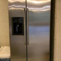 Fridge freezer for sale in Hamburg NJ by Garage Sale Showcase member moebel, posted 09/04/2020