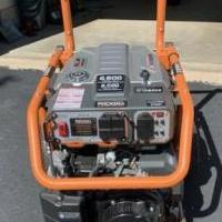 Generator for sale in Hamburg NJ by Garage Sale Showcase member moebel, posted 09/05/2020
