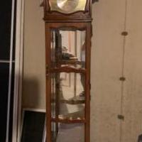 Grandfather clock for sale in Hamburg NJ by Garage Sale Showcase member moebel, posted 09/04/2020