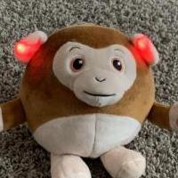 Hot potato stuffed monkey for sale in Oak Harbor OH by Garage Sale Showcase member Coreymac, posted 02/10/2020