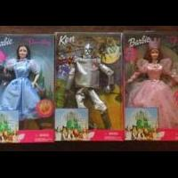 Wizard of Oz Barbies for sale in North Tonawanda NY by Garage Sale Showcase member 6940Garagesale, posted 05/14/2020