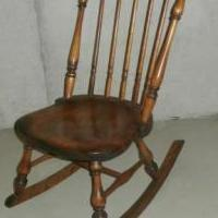 Rocking Chair for sale in North Tonawanda NY by Garage Sale Showcase member 6940Garagesale, posted 05/14/2020