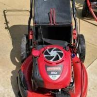 Craftsman 6.75 Gold Model 917-370433 Lawn Mower for sale in Pinehurst NC by Garage Sale Showcase member jmcnealjr, posted 06/07/2020