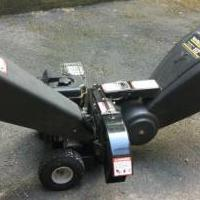 Wood chipper/shredder for sale in Gouldsboro PA by Garage Sale Showcase member Artistor, posted 07/14/2020