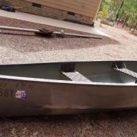 Recreational Fishing, Hunting Canoe for sale in Vass NC by Garage Sale Showcase member Wings001, posted 09/19/2020