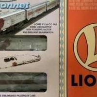 Lionel Train set for sale in Grayslake IL by Garage Sale Showcase member Sadie16, posted 02/22/2020