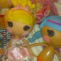 Set Of 4 Lalaloopsy Dolls for sale in Escanaba MI by Garage Sale Showcase member Meg2002, posted 04/05/2020
