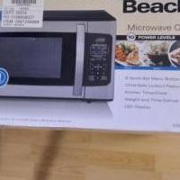 New Hamilton Beach Microwave Oven for sale in Newport TN by Garage Sale Showcase member Marcus, posted 08/22/2020