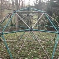 Kids outdoor climbing dome for sale in Dahlonega GA by Garage Sale Showcase member Fawn21, posted 11/28/2020
