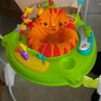 Jumparoo for sale in Columbia City IN by Garage Sale Showcase member jenn1021, posted 03/10/2020