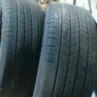 MICHELIN TIRES 235/55R17 for sale in Clearville PA by Garage Sale Showcase member DustyDeals, posted 03/23/2020