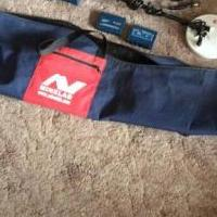 Minelab eureka gold metal detector for sale in Lincoln County NM by Garage Sale Showcase member Motolink, posted 04/30/2020