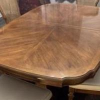 11 piece Dining Room Set for sale in Pinehurst NC by Garage Sale Showcase member Tmdld, posted 05/27/2020