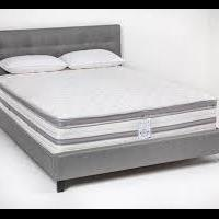Elite Slumber Queen Mattress Set for sale in Senoia GA by Garage Sale Showcase member AleahsBoutique, posted 10/06/2020