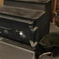 Wood burning stove and tools for sale in Effingham IL by Garage Sale Showcase member Mary F, posted 03/05/2020