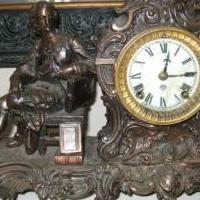 Antique Clock for sale in Pinehurst NC by Garage Sale Showcase member Michael11, posted 02/29/2020