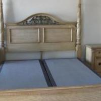 Lexington King Bedroom Set for sale in Pinehurst NC by Garage Sale Showcase member Michael11, posted 03/07/2020