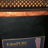 Eden Pure Heater for sale in Seminole OK by Garage Sale Showcase member Mathnerd, posted 10/18/2020