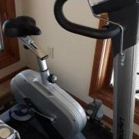Lifecore 900ub stationary bike for sale in Fort Wayne IN by Garage Sale Showcase member petersgf, posted 07/22/2020