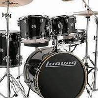 Ludwig Element Evolution 5 picedrum set for sale in Chowan County NC by Garage Sale Showcase member Michael William Simons, posted 03/21/2020