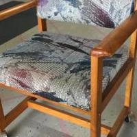 ROLLING PADDED CHAIRS for sale in Naples FL by Garage Sale Showcase member wassefmx, posted 06/03/2020