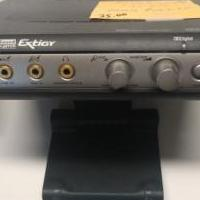 Creative Sound Blaster EXTIGY 24-bit for sale in Valparaiso IN by Garage Sale Showcase member dapsgtr2, posted 10/15/2020