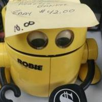 Robie Robotic Banker for sale in Valparaiso IN by Garage Sale Showcase member dapsgtr2, posted 10/15/2020