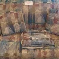 Love Seat with Twin Bed for sale in Valparaiso IN by Garage Sale Showcase member dapsgtr2, posted 10/14/2020